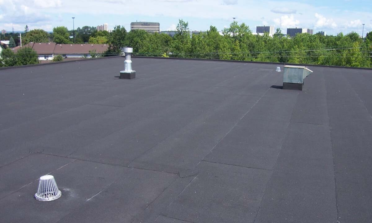 Bitumen Roofing (1)