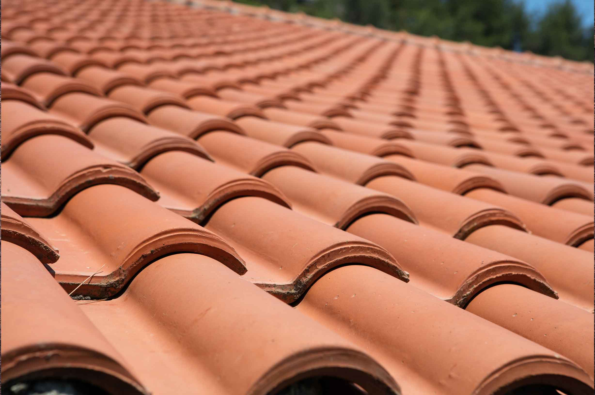 Clay-Roofing
